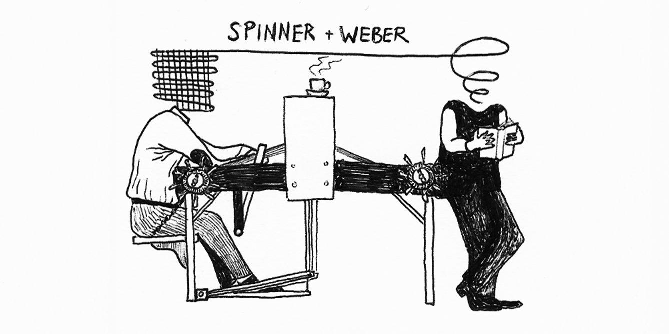 Spinner und Weber